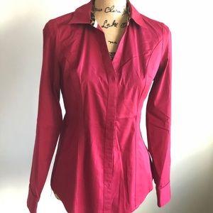 Express Tops - Express full button up shirt